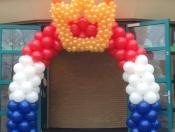 Koningsdag ballonnen 04