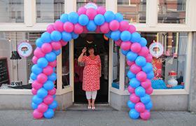 BalloonXL ballonnenboog