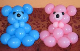 BalloonXL geboorte en babyshower