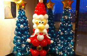 BalloonXL kerstmis
